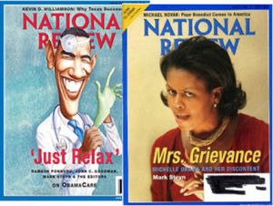 national review covers
