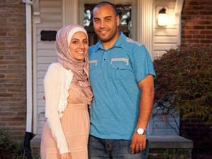 Nawal and Nader Aoude of TLC's All-American Muslim