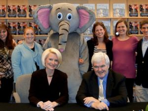 Newt and the Elephant