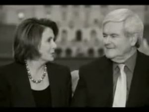 nancy pelosi newt gingrich