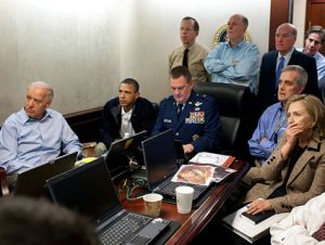 barack obama situation room