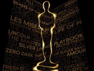 oscars 85th academy awards poster