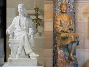 Alexander Stephens and Rosa Parks