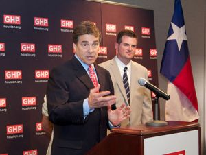 the tort reforms in the office of texas governor rick perry Governorship of rick perry  succeeded to the office of governor of texas on december 21,  according to a tort reform advocate, this legislation has resulted in .