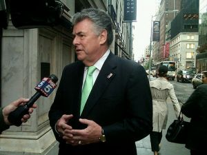 Congressman Peter King of New York