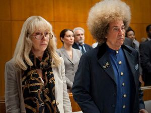 Al Pacino and Helen Mirren in HBO's Phil Spector