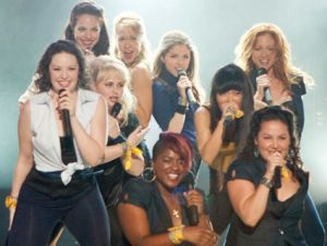 pitch perfect the barden bellas