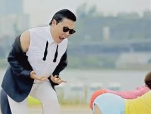 psy gangnam style music video
