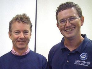 Rand Paul and Thomas Massie