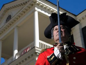 redcoat at your house
