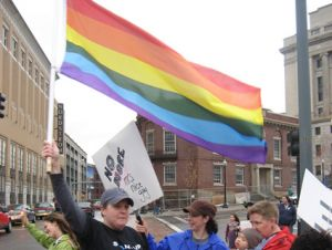 Before New York became the sixth state to legalize same-sex marriage less ...
