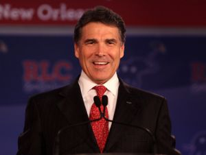 rick perry handsome