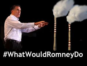 Romney smoke stacks