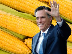 How Mitt Romney Helped Monsanto Take Over the World