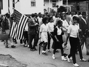 civil rights march selma alabama 1965