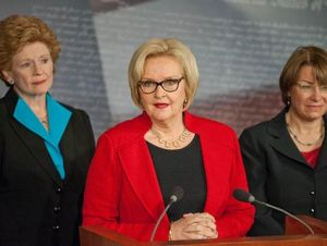 stabenow klobuchar mccaskill