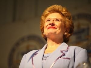 Sen. Debbie Stabenow, D-Mich, chair of the Senate Agriculture Committee.