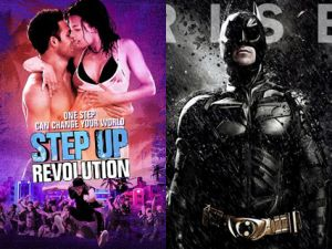 step up revolution the dark knight rises
