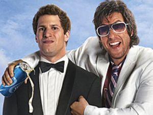 that's my boy adam sandler andy samberg