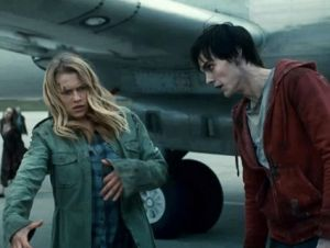 warm bodies teresa palmer nicholas hoult