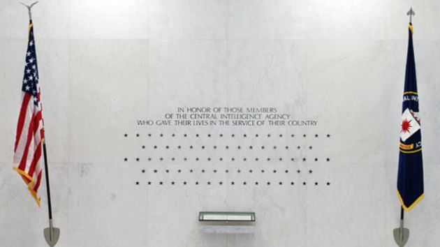 cia memorial wall