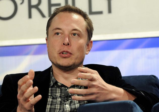 Tesla Motors CEO Elon Musk