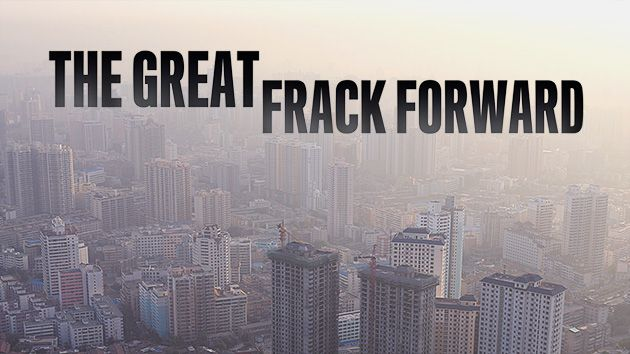 The Great Frack Forward