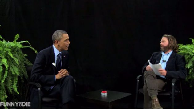 Funny or Die and President Obama