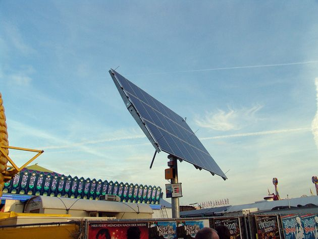 solar panel in germany