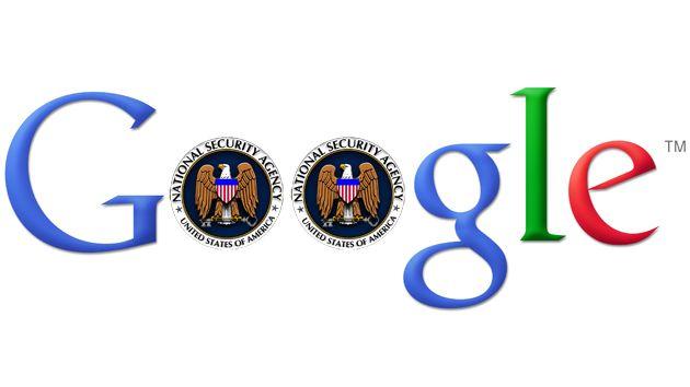 Google работает на АНБ