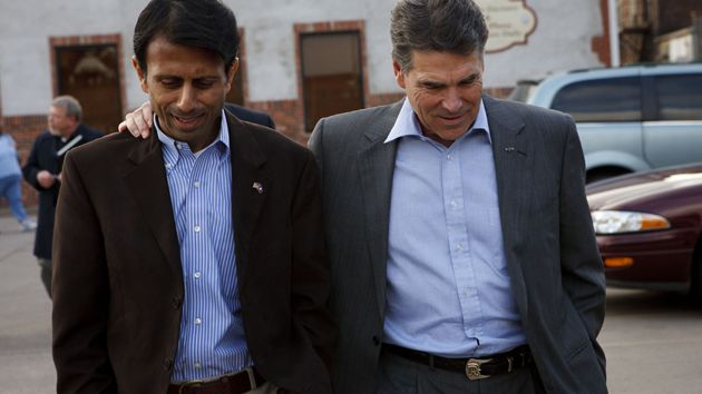 Bobby Jindal and Rick Perry