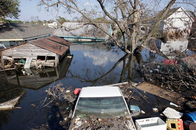 Climate Change Could Mean Seven Times As Many Katrinas