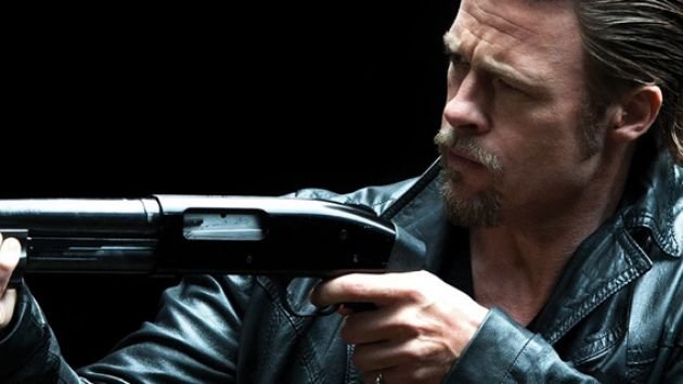 killing them softly poster brad pitt