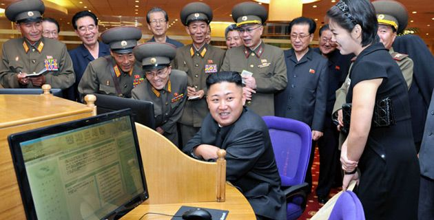 kim jong un computer north korea