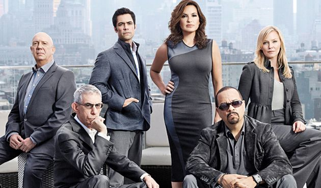 Law and Order: SVU cast