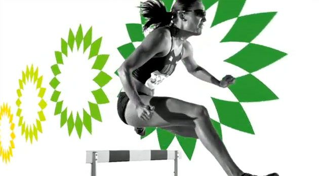 Lolo Jones, BP Team USA