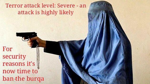 malalai burka gun Šlezic