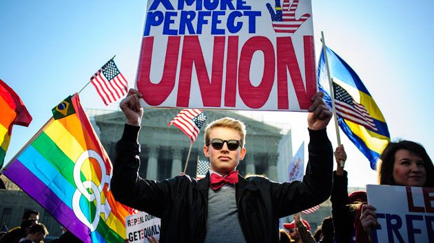 Big Government or Marriage Equality? DOMA Puts Conservative Justices in a Bind