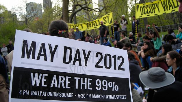 Occupy may day