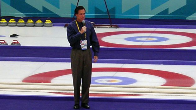 """""""I Couldn't Love Him More"""": How Romney Steered a Key Olympic Project to a Friend"""