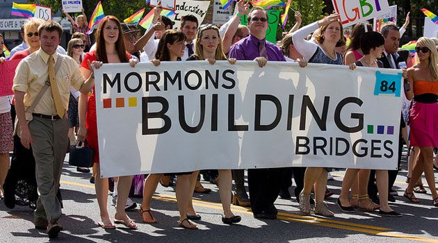 How the Mormons Ensured Victory for Gay Marriage