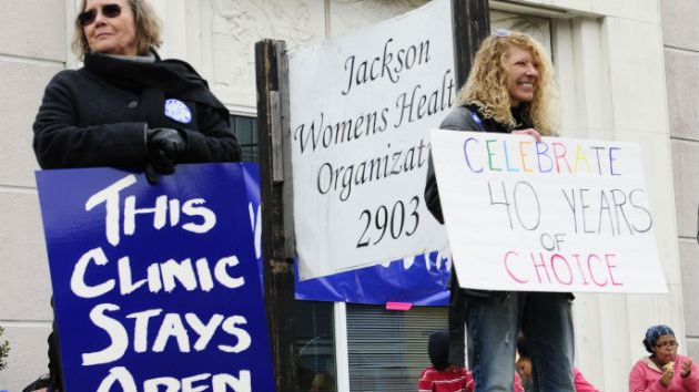 Alabama Bill Could Shut Down All Abortion Clinics in State