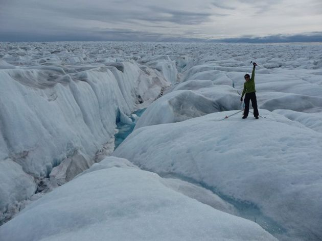 Finally, Some Not-Terrible Climate News: Greenland Not Melting Any Faster