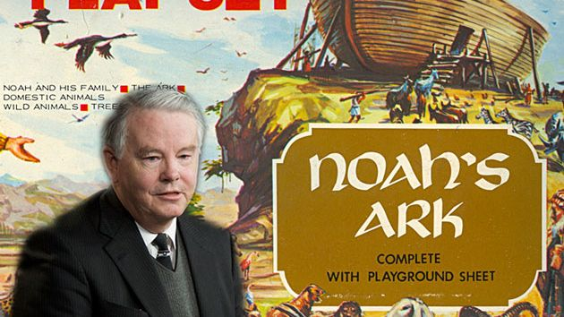 Texas Congressman Cites Noah's Ark As Evidence Against Climate Change