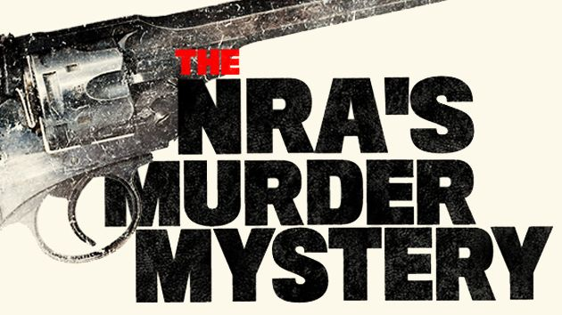The NRA's Murder Mystery