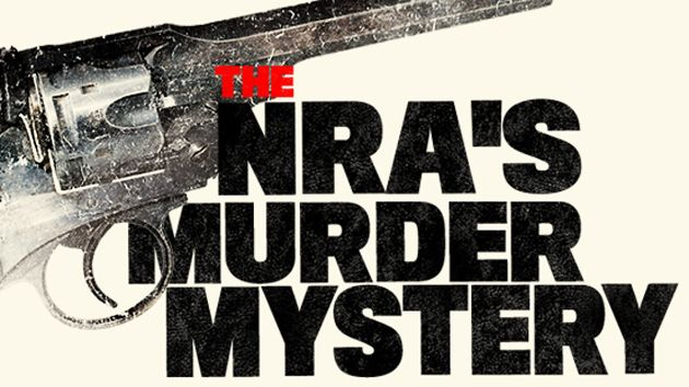 The NRA's Murder My