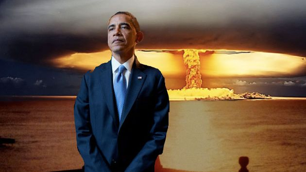 How Obama Learned to Love the Bomb