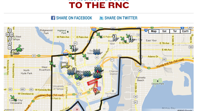 Progressive guide to the RNC