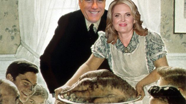 From the Mother Jones Test Kitchen: Ann Romney's Family Reci..