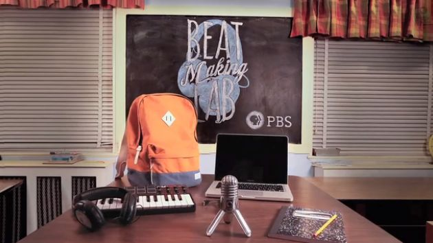 Beat Making Lab from PBS Digital Studios